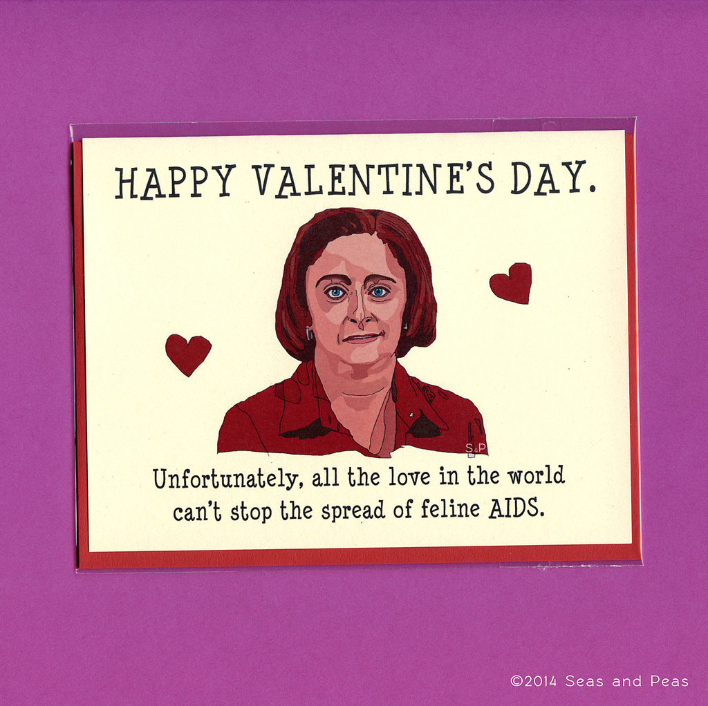 22 funny valentine 39 s day cards you 39 d be lucky to get for What to put on a valentines card
