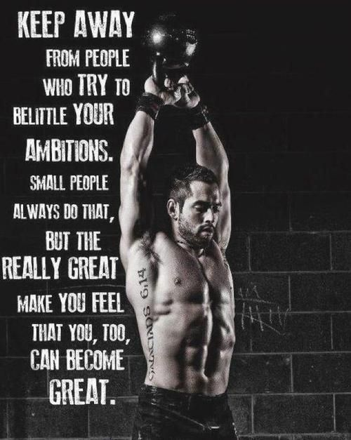 Fitness Motivational