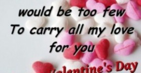 Valentine's Day Best Printable Quote Cards 2015